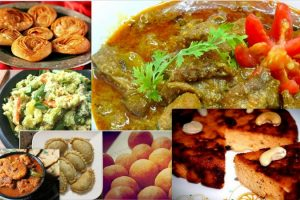 Famous Food Items of India